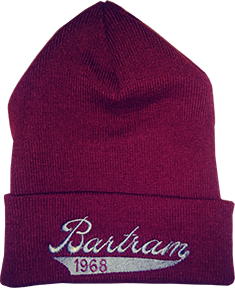Bartram Beanie with your year.