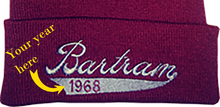 Load image into Gallery viewer, Bartram Beanie with your year.