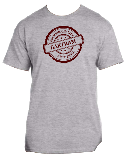 Bartram Gray Tee Authentic