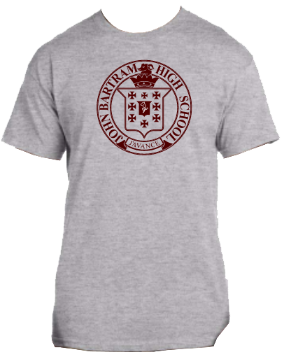 Bartram Gray Tee Logo