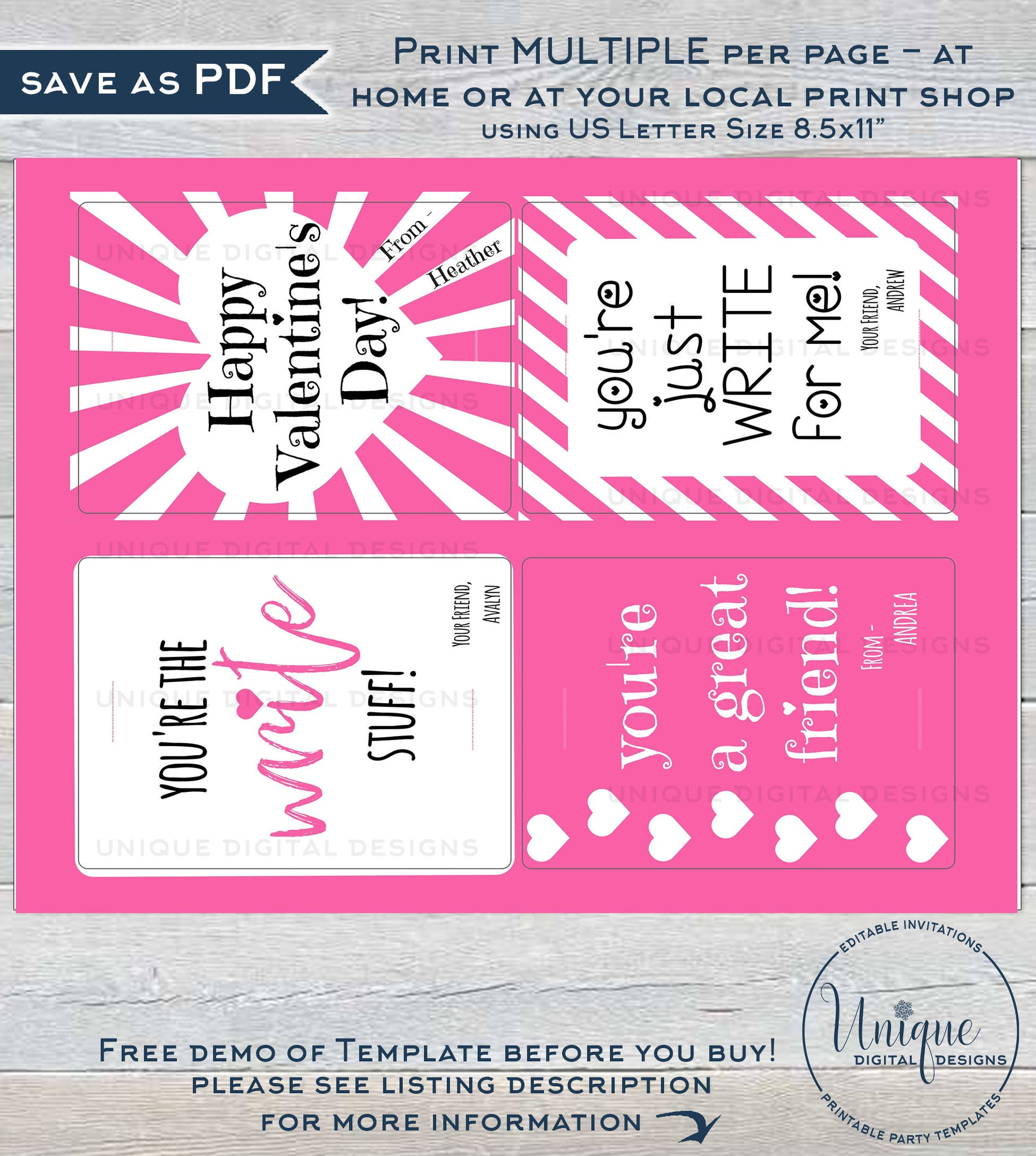 graphic regarding Valentine's Day Tags Printable known as Valentine Playing cards, Young children Editable Valentines Working day Pencil Holder Clroom, Choose Tags Printable, Specifically Produce do-it-yourself Tailor made Template Instantaneous Obtain