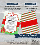 Editable Elf Arrival Letter, Elf Welcome Letter, Custom Santa Letter, North Pole, Christmas Elf Letter Printable Good bye diy INSTANT ACCESS