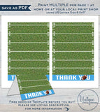 Touchdowns and Tailgates Invitation, Thanksgiving Touchdowns & Turkey, Editable Tailgate Invitations Printable