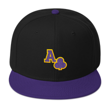 Que Ace Club Snapback Hat