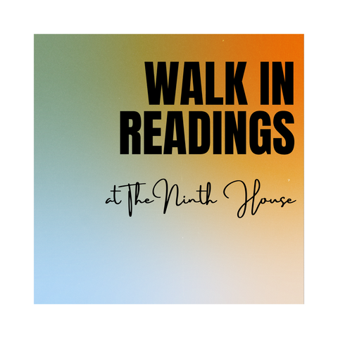 Walk In Readings at The Ninth House