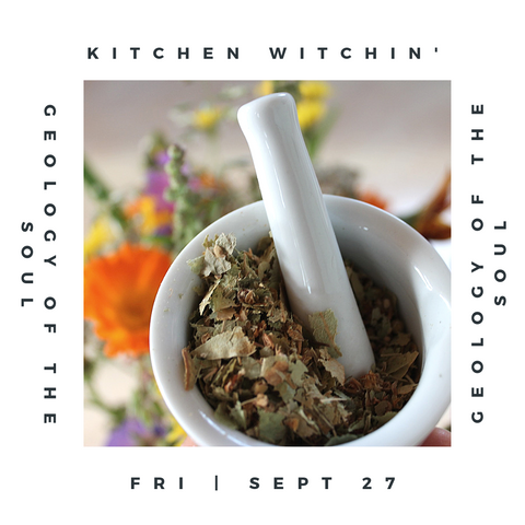 Kitchen Witchin' at The Ninth House