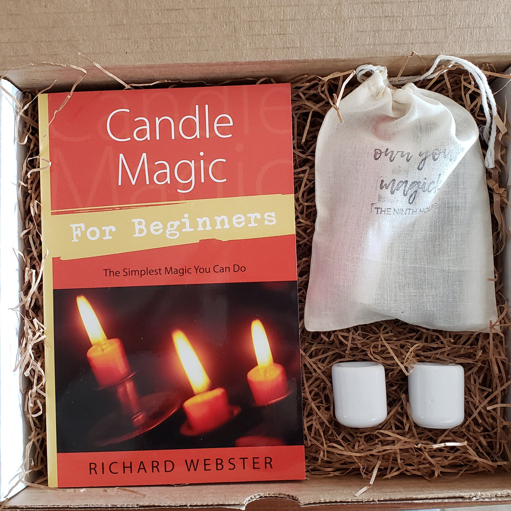 Beginner Candle Magick Gift Set