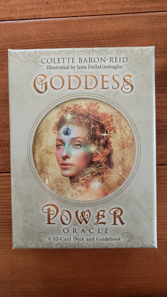 Goddess Power Oracle Deck