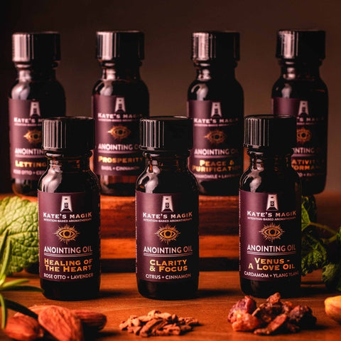 Kate's Magick Anointing Oils