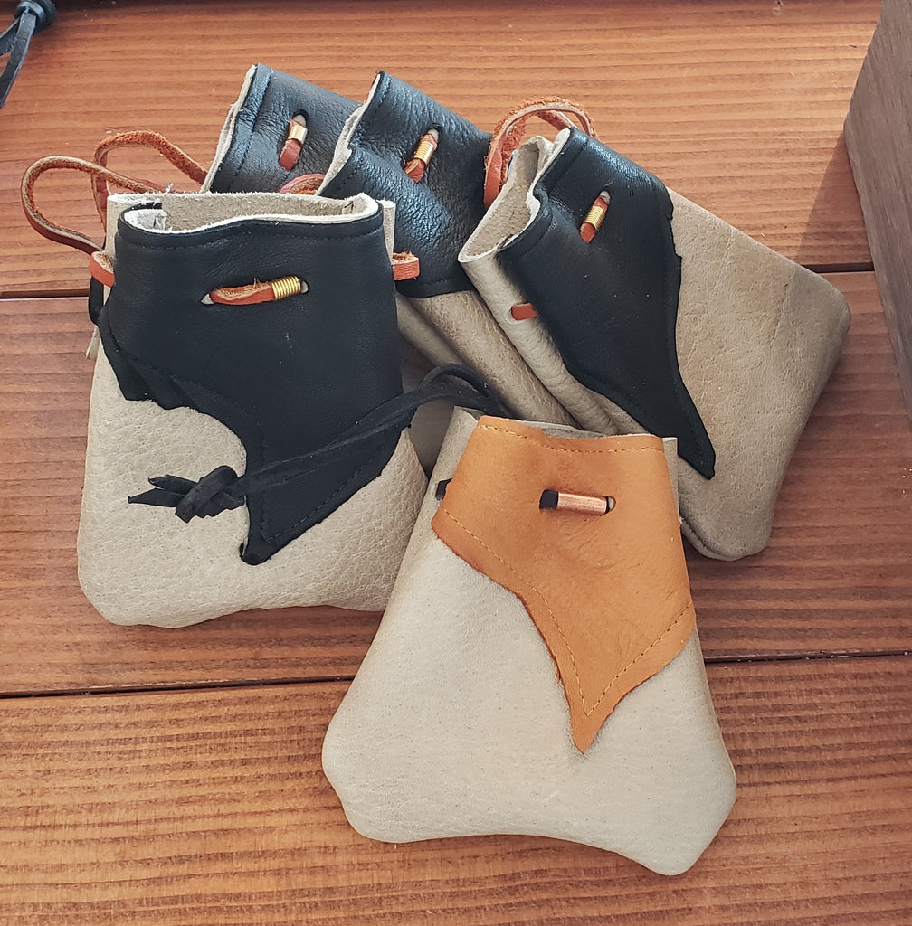 (c) Bynd Leather Pouches