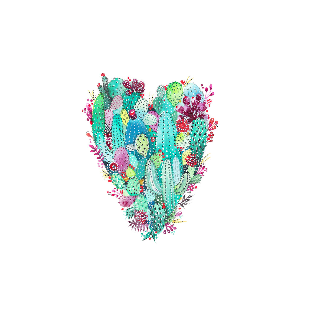 (c) Cactus Heart by Shannon Contreras