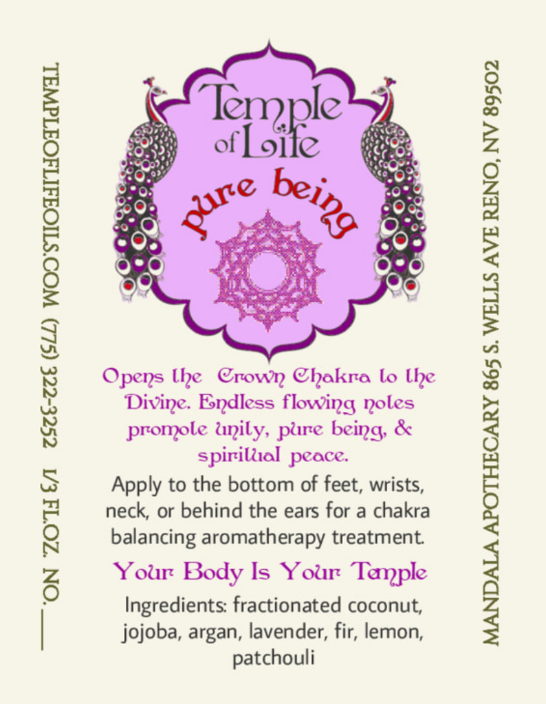 Pure Being | Crown Chakra Blend