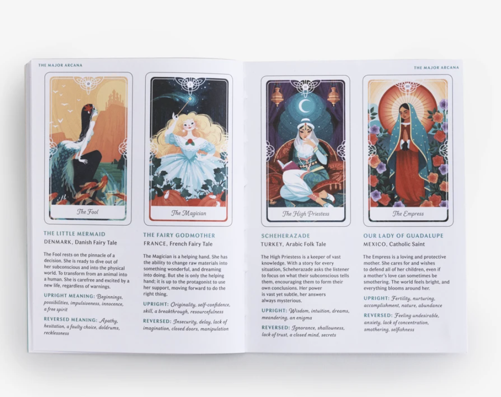 Tarot of the Divine