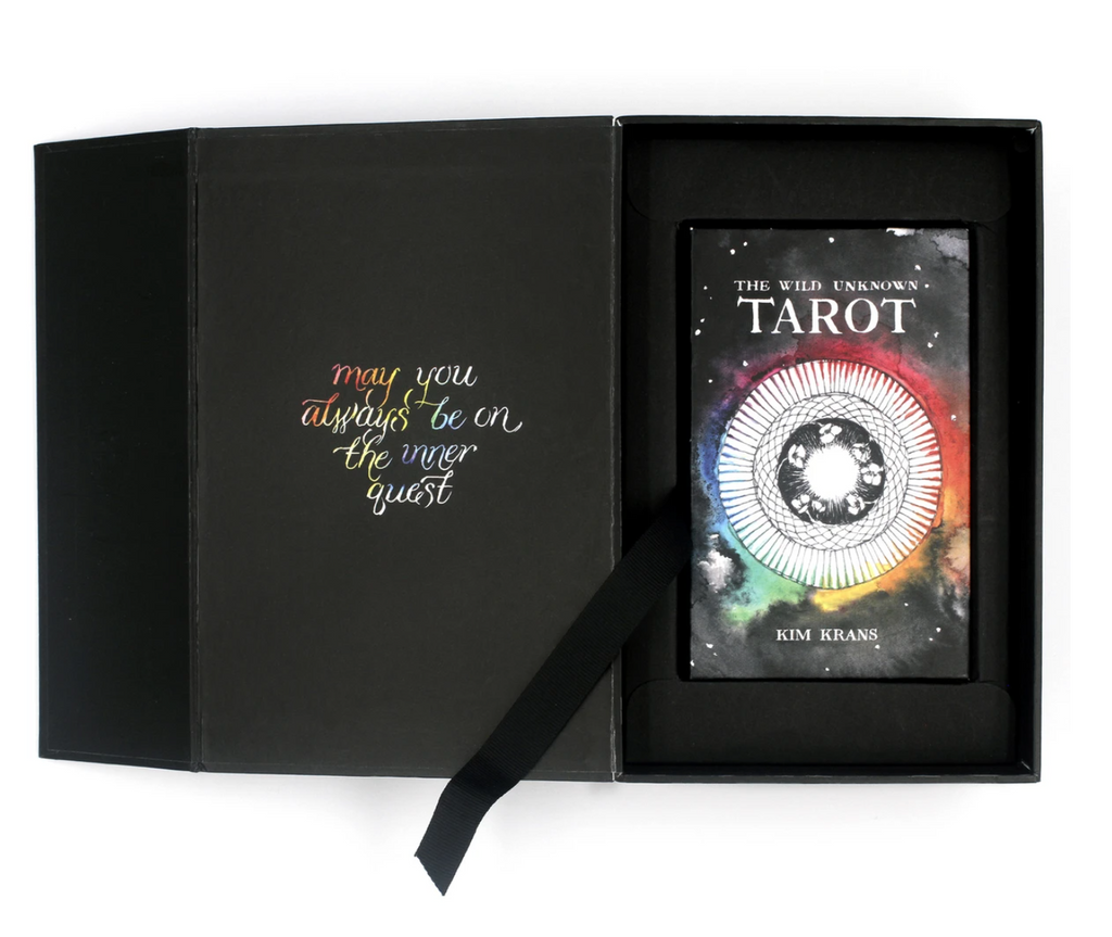 Wild Unknown Tarot Deck & Guidebook