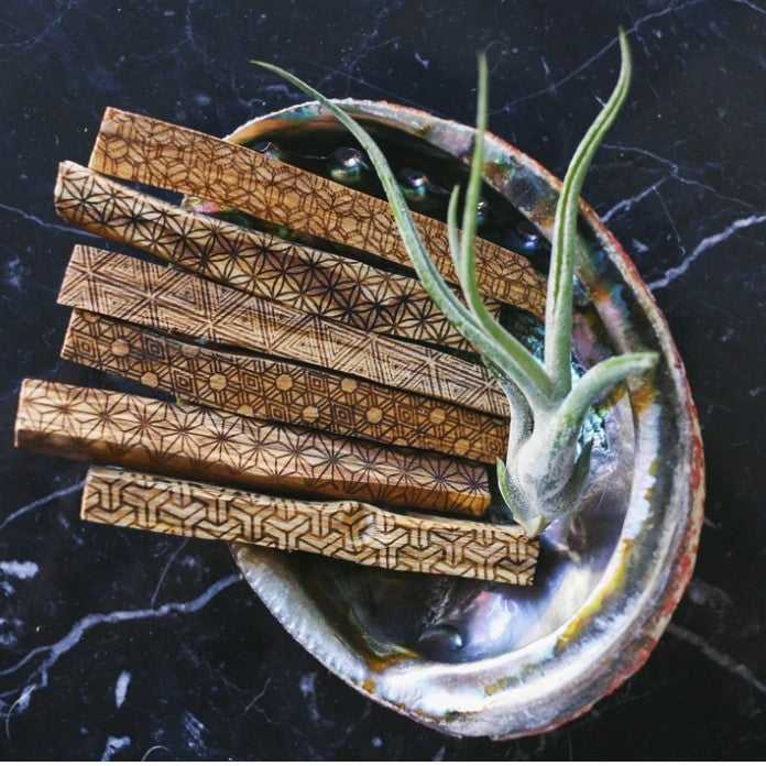 Ethically Harvested Palo Santo