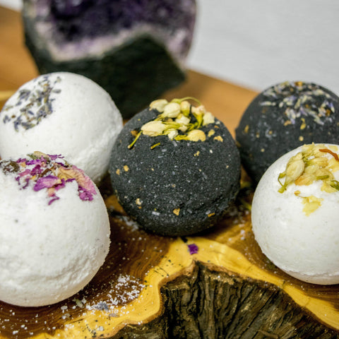 Remedes and Richewels Moonlight Bath Bomb Set