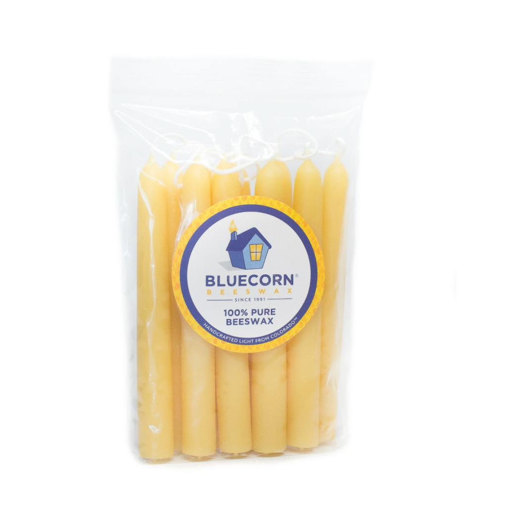 Beeswax Chime Candles | Raw