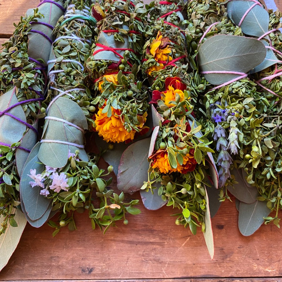 (c) Christina Holland Herb Bundles (Seasonal)
