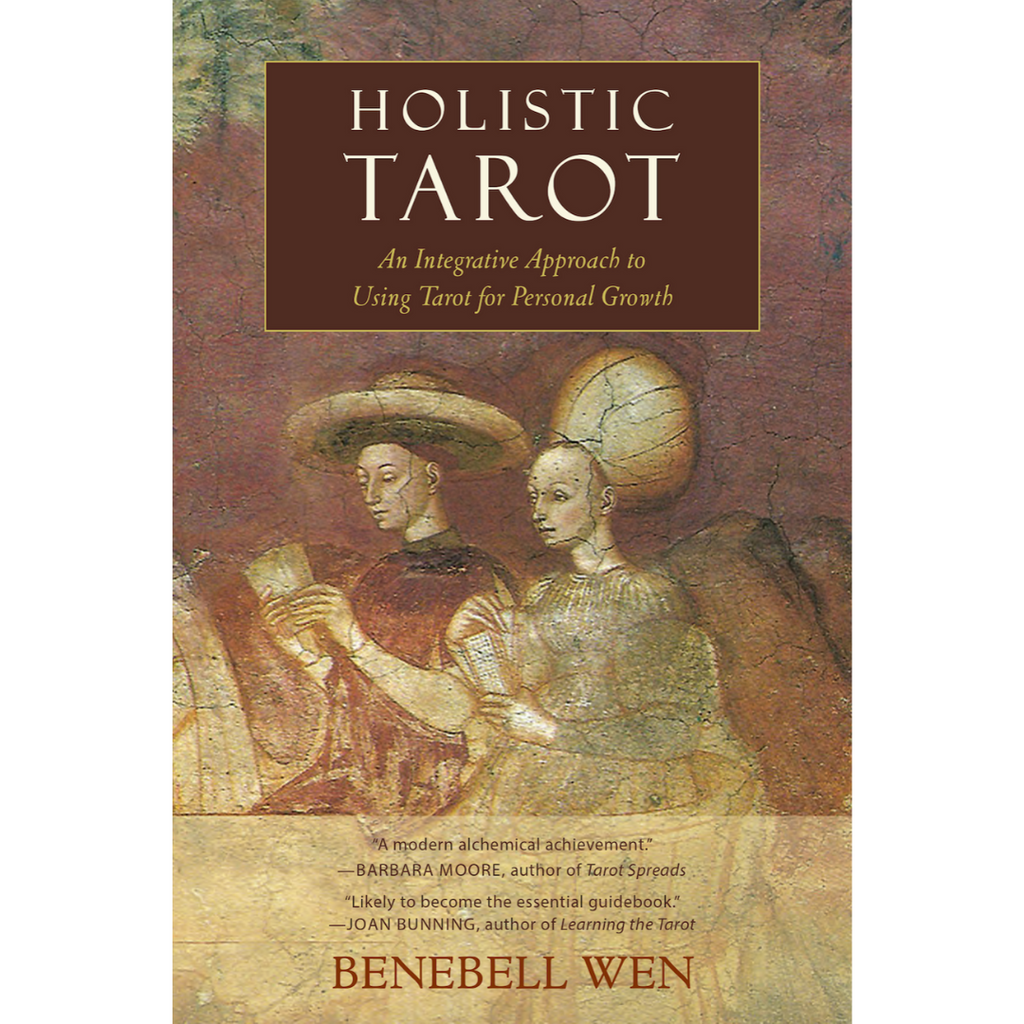 Holistic Tarot | An Integrative Approach to Using Tarot for Personal Growth