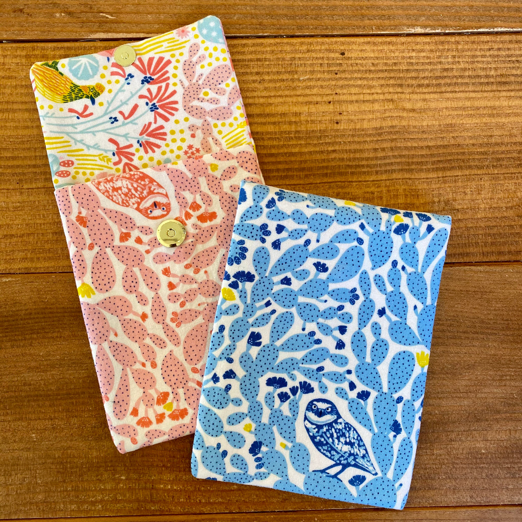 Neon Desert Cloth Tarot Pouches