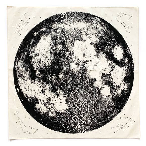 Little Lark Full Moon Bandana