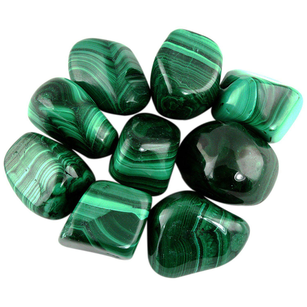 Malachite Pocket Stone