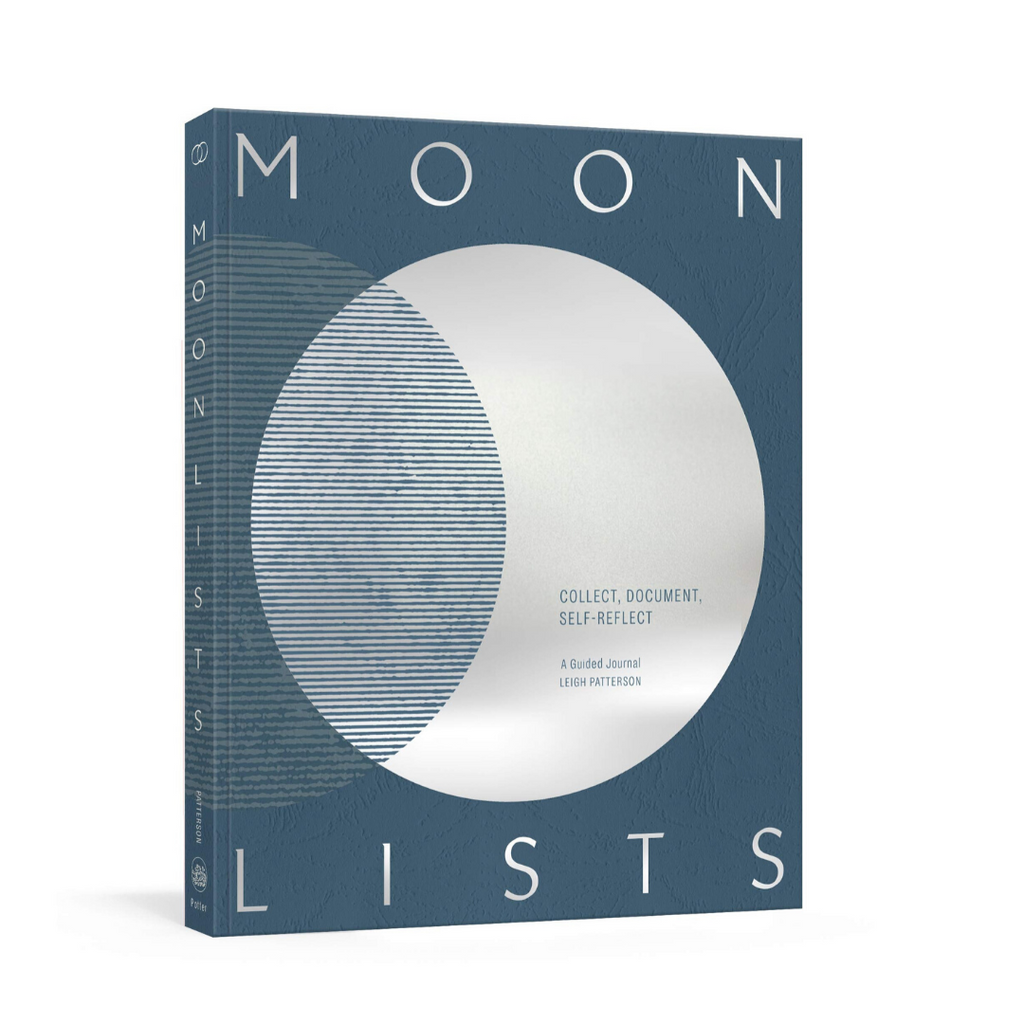 Moon Lists: Questions and Rituals for Self-Reflection, A Guided Journal