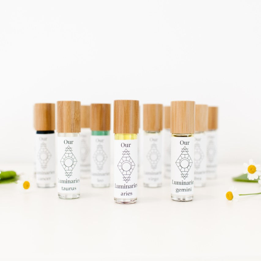 Our Luminaries Zodiac Essential Oils
