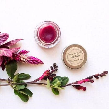 (c)Sonoran Rosie Rose Prickly Pear Lip Balm