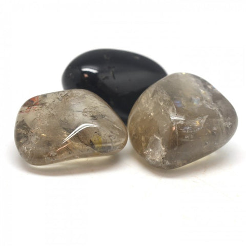 Smoky Quartz Pocket Stone