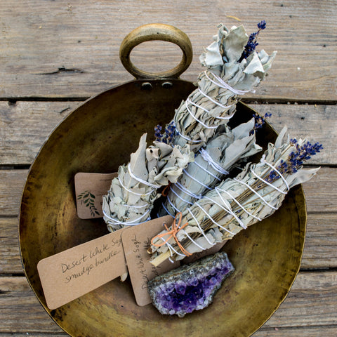 Sonoran Rosie Herb Smudge Bundle