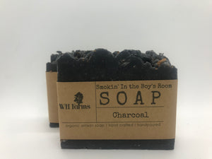Smokin' in the Boys Room- Bar soap