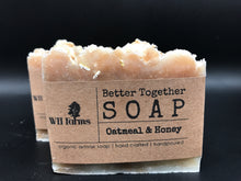 Better Together Oatmeal and Honey- Bar soap