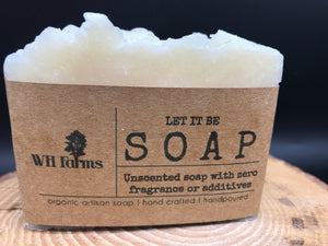 Let It Be- Bar soap