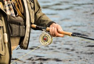 fly fishing records