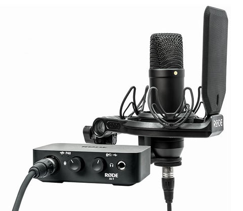 Kit de Estudio RØDE AI-1