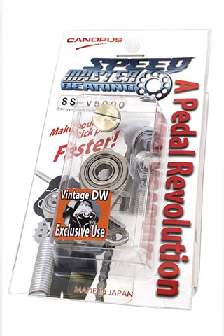 Balero para pedales DW 5000 anteriores al año 2000 Canopus Speed Master Bearing SS-V5000