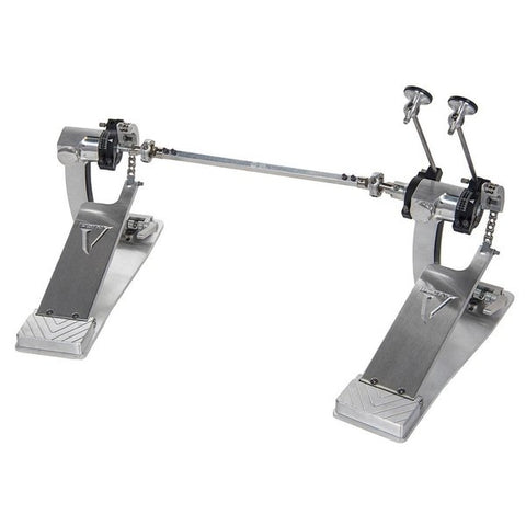Pedal doble bombo Trick Drums Pro1-V ShortBoard Chain Drive Double