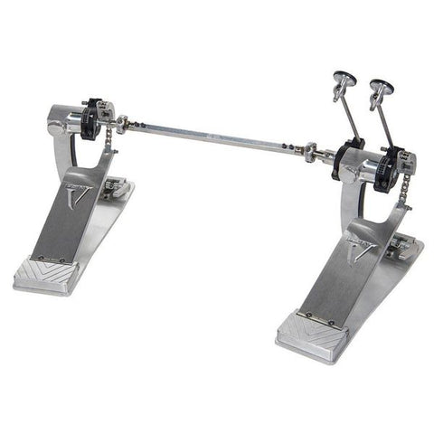 Pedal doble bombo Trick Drums Pro1-V ShortBoard Low Mass Chain Drive Double