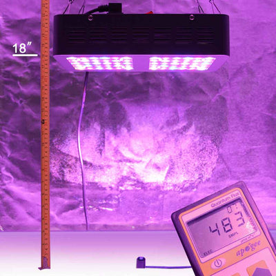 VIPARSPECTRA LED Grow Light with Quantum Flux