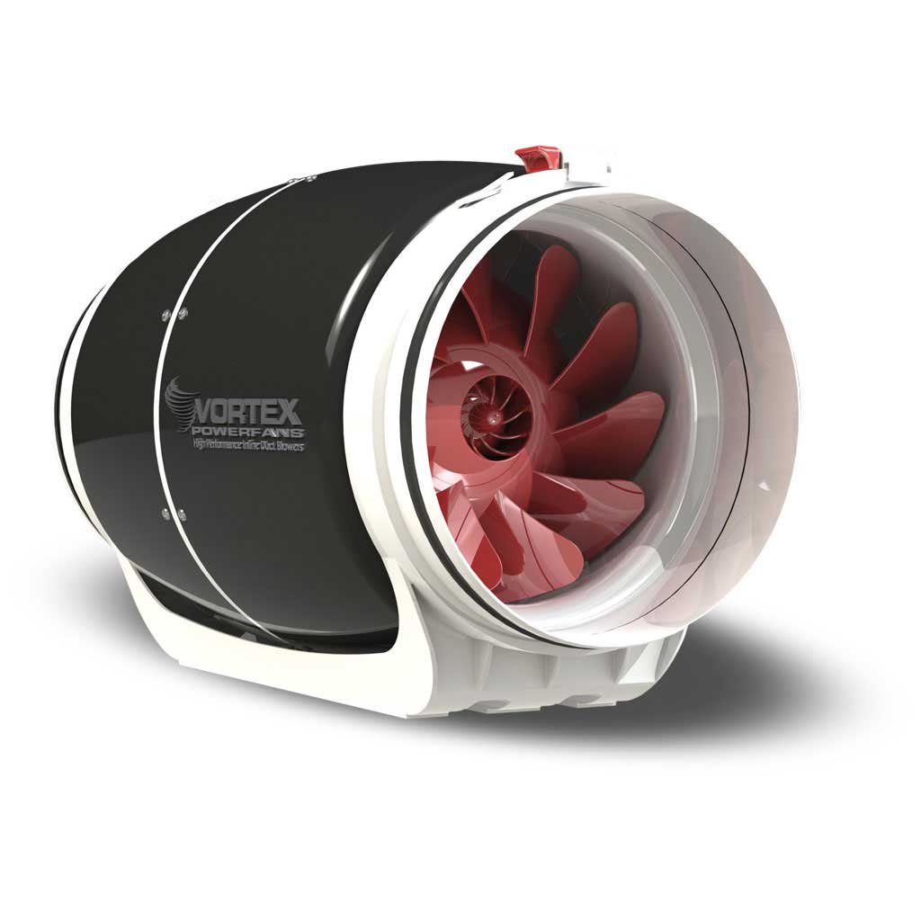 "8"" Vortex Powerfans VTX800 (651 CFM)"