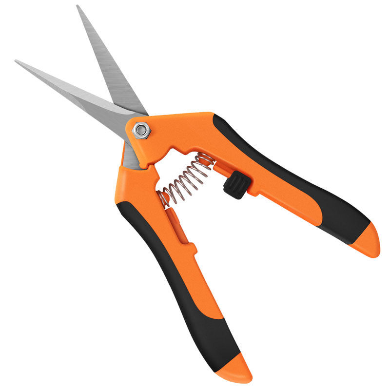 Bud Trimming Straight Scissors/Pruning Shears