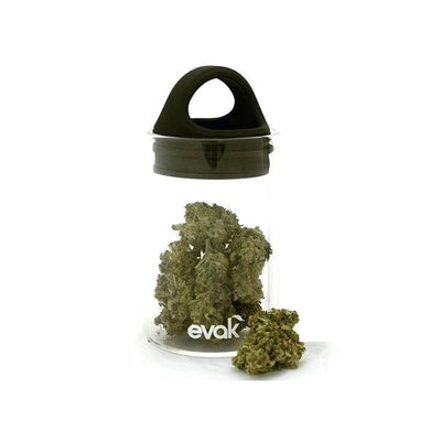 EVAK Glass Storage Container for Weed