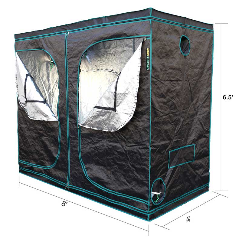 MARS HYDRO LARGE GROW TENT 8 X 4 FEET