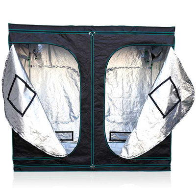 INDOOR GROWING TENT EASY ACCESS DOORS