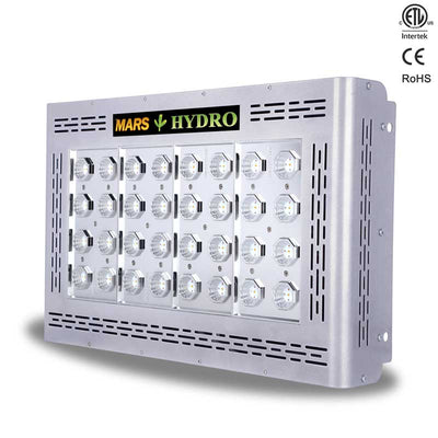 Full Spectrum LED light for grow rooms