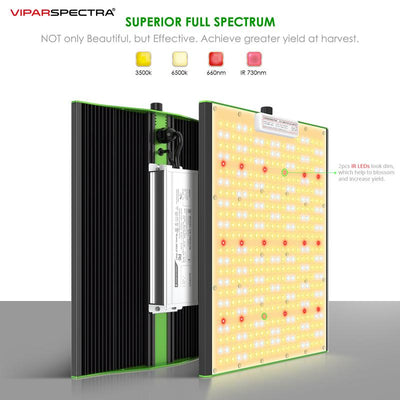 VIPARSPECTRA 1500W LED GROW LIGHT PRO SERIES (P1500)