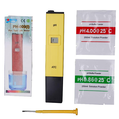 PH and PPM Meter Bundle - GrOh Canada