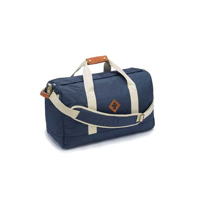 Revelry Around Towner Smell Proof Duffle Bag Blue