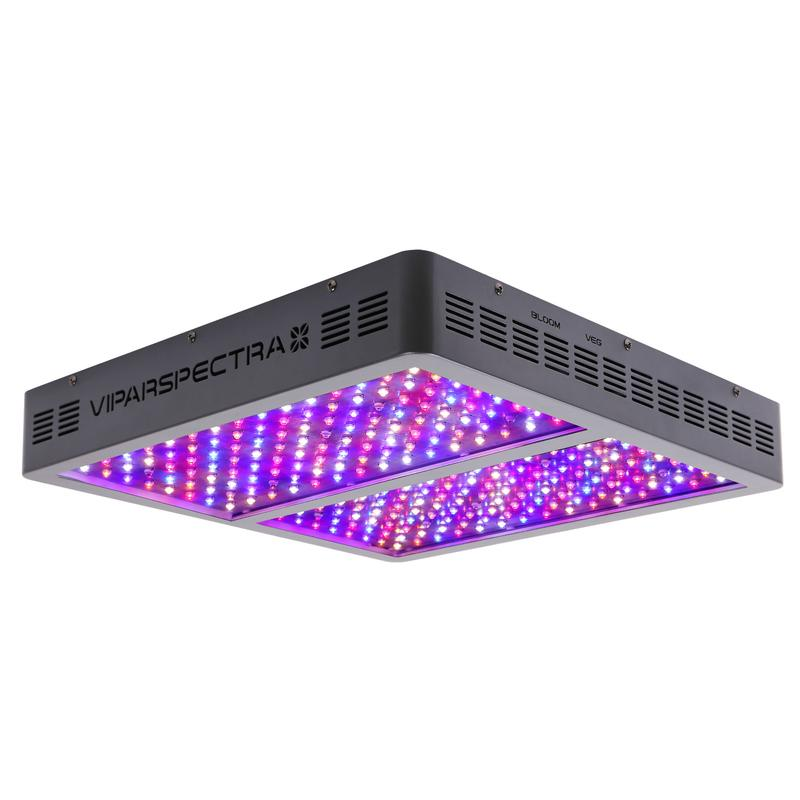 VIPARSPECTRA 1200W LED GROW LIGHT (V1200) UL CERTIFIED